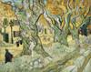 Art Prints of Road Menders by Vincent Van Gogh