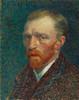 Art Prints of Self Portrait II by Vincent Van Gogh