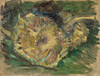 Art Prints of Sunflowers Gone to Seed by Vincent Van Gogh