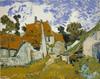 Art Prints of Street in Auvers Sur Oise by Vincent Van Gogh