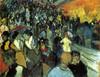 Art Prints of The Arena at Arles by Vincent Van Gogh