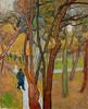 Art Prints of The Garden of Saint Paul's Hospital by Vincent Van Gogh