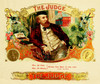 Art Prints of The Judge Cigars, Vintage Cigar Label