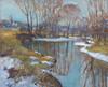 Art Prints of Branch Creek by Walter Baum