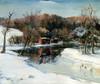 Art Prints of Winter by Walter Baum