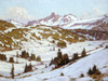 Art Prints of Mount Rainier, Paradise Valley by William Wendt