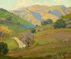 Art Prints of Morning Light San Dimas 1912 by William Wendt