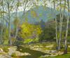 Art Prints of Quiet Brook by William Wendt