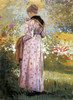Art Prints of In the Garden by Winslow Homer