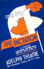 Art Prints of Popular Price Theatre Presents the Dictator (399166), WPA Poster