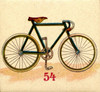 Art Prints of Game Piece, Bicycle, Vintage Game Pieces & Playing Cards