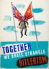 Art Prints of We Shall Strangle Hitlerism II, War & Propaganda Posters