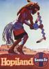 Art Prints of Hopiland Santa Fe Railroad, Vintage Poster, Travel Posters