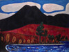 Mt. Katahdin, Maine by Marsden Hartley | Fine Art Print