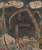 The Dark Mountain No. 1 by Marsden Hartley | Fine Art Print
