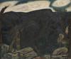 The Dark Mountain No. 2 by Marsden Hartley | Fine Art Print