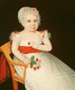 Art Prints of The Strawberry Girl by Ammi Phillips