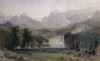 The Rocky Mountains, Lander's Peak by Albert Bierstadt | Fine Art Print