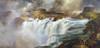 Shoshone Falls on the Snake River by Thomas Moran