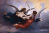 Art Prints of A Soul Brought to Heaven by William Bouguereau