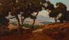 Art Prints of Montecito Valley by Elmer Wachtel