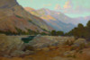 Art Prints of Canyon Solitude by Elmer Wachtel