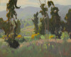 Art Prints of Springtime in the Foothills by Elmer Wachtel