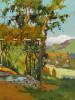 Art Prints of Their Garden, Sichel Street by Elmer Wachtel