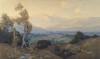 Art Prints of The Valley of San Paula by Elmer Wachtel