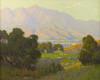 Art Prints of Sunlit Valley by Elmer Wachtel