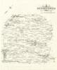 Art Prints of Bucks County Map Bedminster, Bucks County Vintage Map