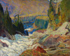 Giclee prints of Falls, Montreal River by J. E. H. MacDonald