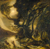 Giclee prints of Siegfried and the Rhine Maidens by Arthur Pinkham Ryder