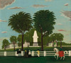 Art Prints of Lexington Battle Monument by 19th Century American Artist