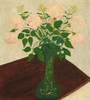 Art Prints of Pink Roses by 19th Century American Artist