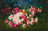 Art Prints of Pink and Red Roses by Abbott Fuller Graves