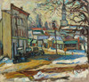 Art Prints of Bridgeport by Abraham Manievich