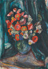 Art Prints of Still Life with Poppies by Abraham Manievich