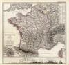 Art Prints of Frankreich und die Schweiz, 1875 (2449034) by Adolf Stieler