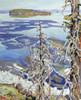 Art Prints of Ice Breaking Up on Lake Ruovesi by Akseli Gallen-Kallela