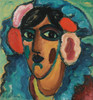 Art Prints of Spaniard by Alexej Von Jawlensky