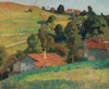 Art Prints of Wasserburg on the Inn by Alexej Von Jawlensky