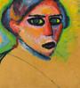 Art Prints of Woman's Face by Alexej Von Jawlensky