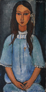 Art Prints of Alice by Amedeo Modigliani