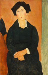 Art Prints of The Italian Woman by Amedeo Modigliani