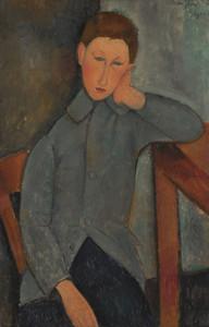 Art Prints of The Boy by Amedeo Modigliani