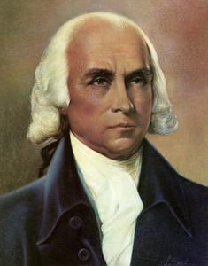 Art Prints of James Madison, Presidential Portraits
