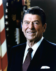 Art Prints of Ronald Reagan, Presidential Portraits