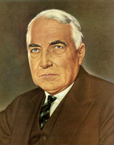 Art Prints of Warren Harding, Presidential Portraits