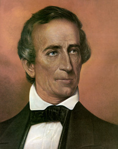 Art Prints of John Tyler, Presidential Portraits
